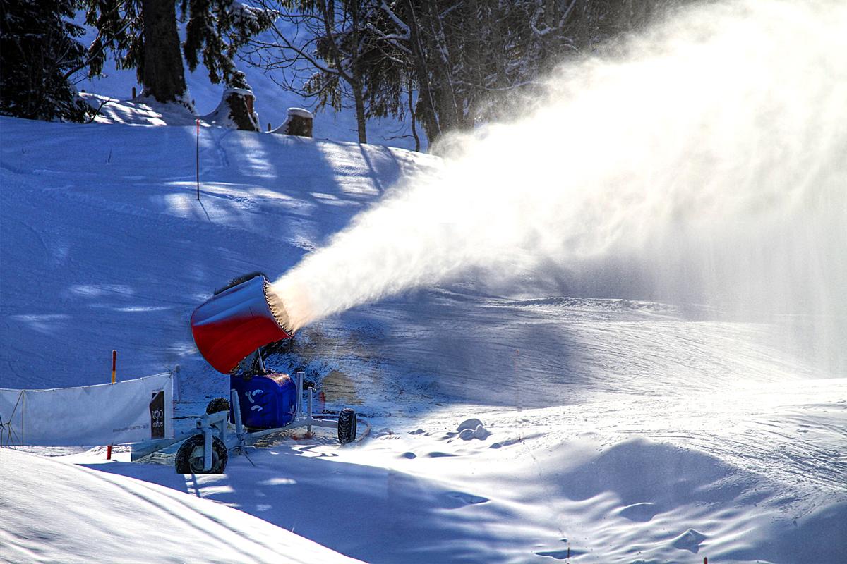 Armatka śnieżna WS Snow 195