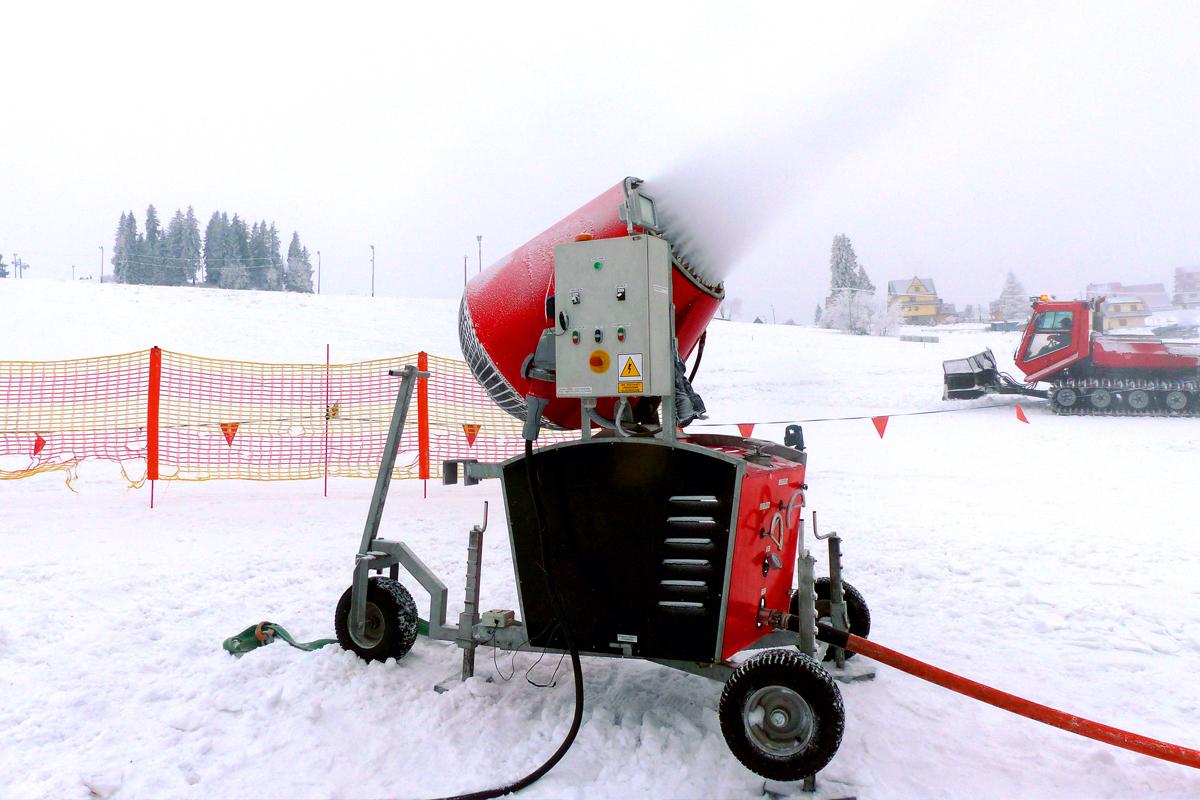 Armatka śnieżna WS Snow 95
