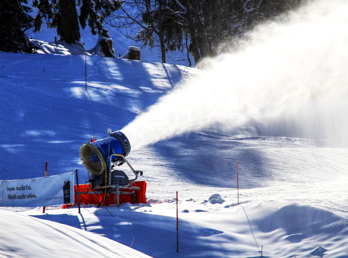 Serwis armatek śnieżnych